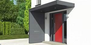 Vordach Hauseingang Modern : siebau eingangs berdachungen mit verkleidung aus ~ Michelbontemps.com Haus und Dekorationen