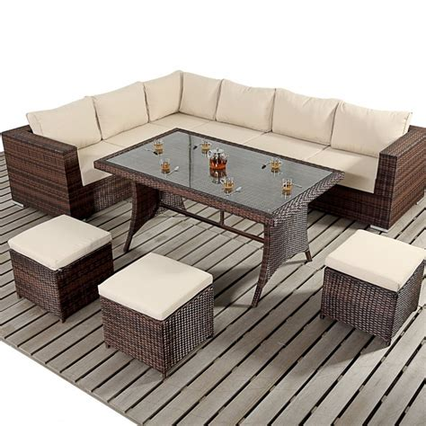 sofa dining set garden port royal prestige dining corner sofa set the furniture