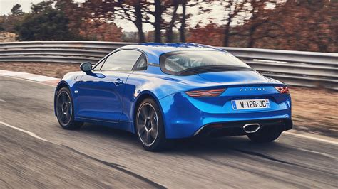 Renault A110 by Alpine A110 Review Top Gear