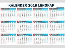 Kalender 2019 indonesia 2 2019 2018 Calendar Printable