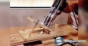 Drill Angle Guide • WoodArchivist