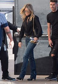 Jennifer Aniston Wearing Jeans