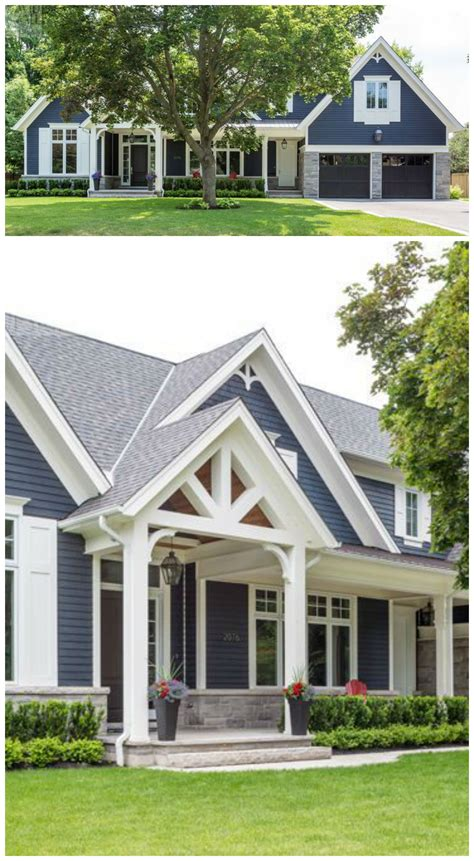 This Home Features A Large, Inviting Front Porch, A
