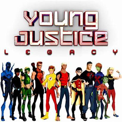 Justice Young Legacy Pooterman V2 Deviantart