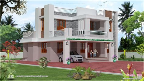 indian style floor ls story house exterior design kerala home floor plans home