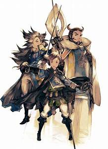 Bravely, Second, End, Layer, Fiche, Rpg, Reviews, Previews