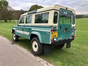 Land Rover 110 V8 3 5 Petrol County Station Wagon 1983 Csw