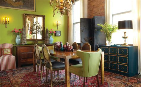 Chicago Loft   Eclectic   Dining Room   Chicago   by Mark