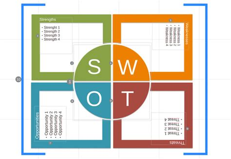 Prezi Templates For Powerpoint by Free Swot Prezi Template Free Prezi Templates