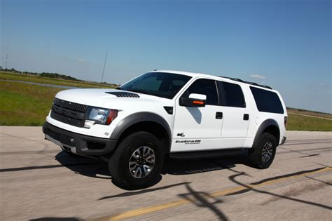 Hennessy Turns Raptor Into Supercharged Suv