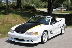 1997 Ford Mustang GT Saleen Convertible 97 - 1FALP45X9VF109606