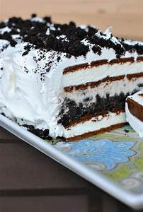 Oreo Ice Cream Cake: Easy Frozen Fun - Food Fanatic
