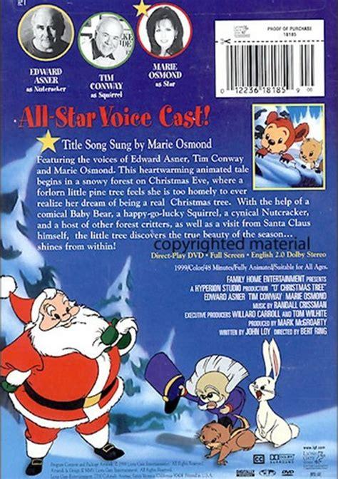 o christmas tree dvd 1999 dvd empire