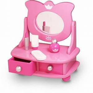 Coiffeuse Sans Miroir : la coiffeuse un meuble 100 f minin meuble ~ Teatrodelosmanantiales.com Idées de Décoration
