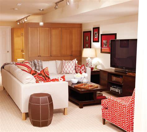 Sarah Richardsons Design Tips To Make Over Your Basement