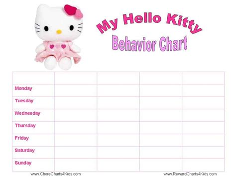 Behavior Color Chart Cake Ideas And Designs