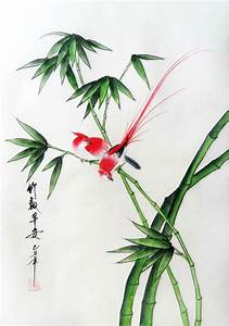 Chinese Bamboo Painting bamboo 2336133, 30cm x 40cm(12〃 x 16〃)