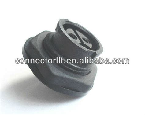 Motor Fitting Water-resistant Electrical 2 Pin Connector