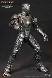 1/6 Iron Man Mark 2 Armor Unleashed Version (Hot Toys) No ...