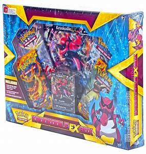 pokemon krookodile ex 12 box case