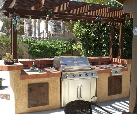 build a backyard barbecue!   5