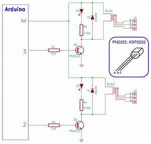 Arduino Project  Tiny Relay Shield