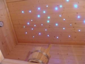 Sternenhimmel Glasfaser Selber Bauen : sauna licht glasfaser sternenhimmel decke selber bauen ~ Michelbontemps.com Haus und Dekorationen