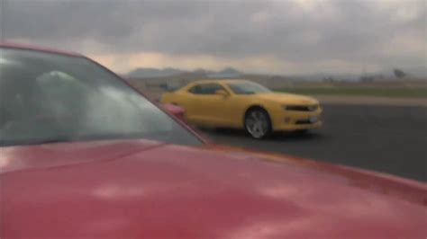 Mustang Vs Camaro Drag Race by 2011 Mustang Gt 5 0 Vs Camaro Ss Drag Race Bonus