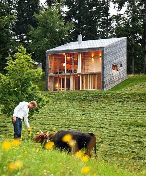 Moderne Häuser Bregenzerwald by Die 25 Besten Ideen Zu Fassade Holz Auf