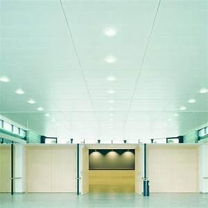 Dalle Pour Plafond : dalles d cors bois pour faux plafond ossature cach e ~ Edinachiropracticcenter.com Idées de Décoration