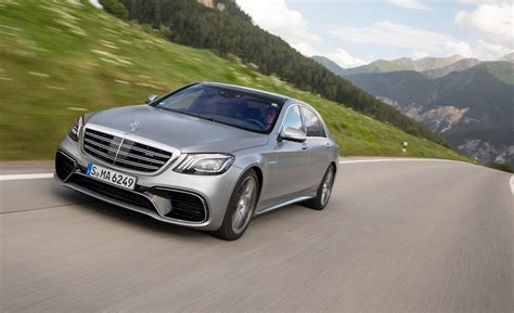 2018 Mercedes-Benz S-class First Drive | Review | Car and ...