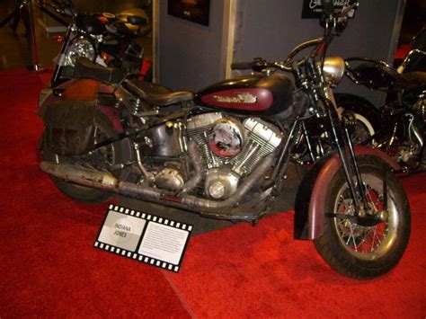 Mutt Williams's Motorcycle