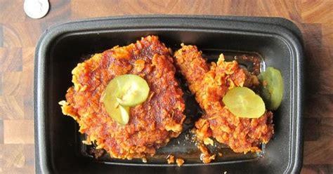 Review Kfc  Nashville Hot Chicken  Brand Eating