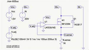 Does This Schottky Provide Mosfet Transient Protection