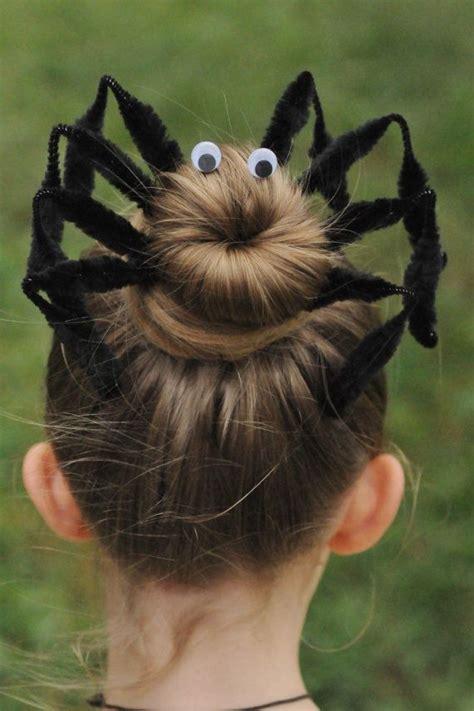 Halloween Spider Bun Hair Kit  Buns, Halloween And Bun Hair