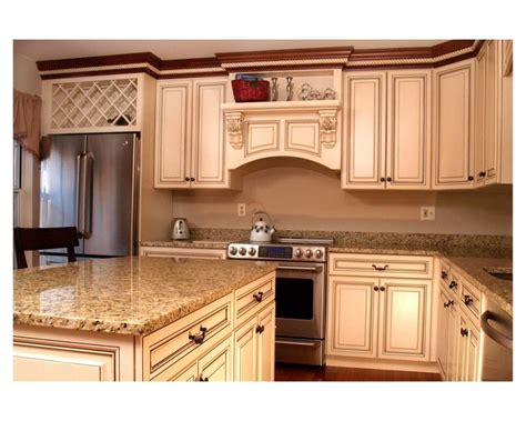distressed antique white kitchen cabinets 25 best ideas about custom kitchens on custom 8741