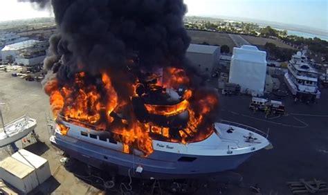 Boat Marina Fails by Velos Insurance Services Velos
