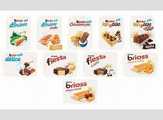 Un'attenzione in più Kinder e Ferrero OmaggioMania