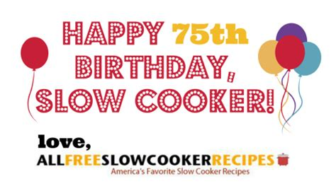 Forever Happy 75th by Happy 75th Birthday Cooker