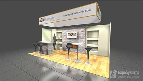 booth design exposystems canada exhibits