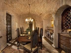 Tuscan Inspired Dining Room by Photos Hgtv