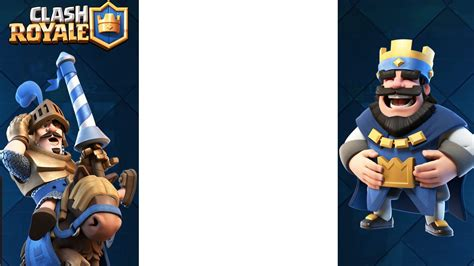 Clash Royale Thumnail Template by Cool Clash Royale Overlay For Youtube Videos Clashroyale