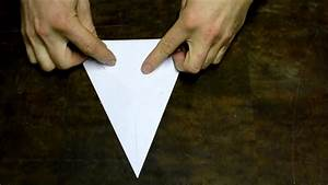 Sapin En Papier Plié : origami le sapin de no l en papier youtube ~ Melissatoandfro.com Idées de Décoration