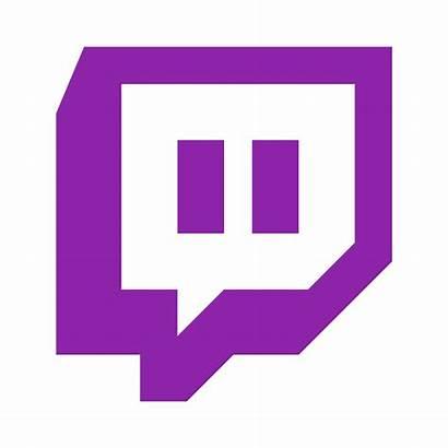 Icon Twitch Logos Cool Square Button Pdf