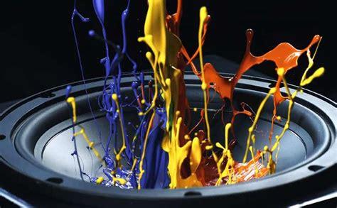 Cymatic Jazz Hdr Hlg Uhd 4k Demo