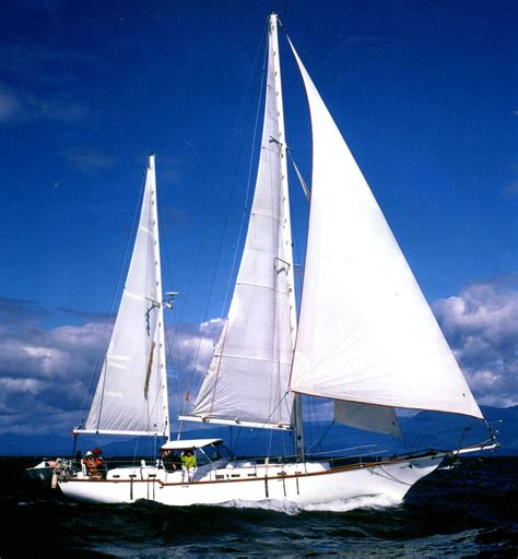 Boat Loans Vancouver Bc by 1986 Custom Center Cockpit Sail New And Used Boats For Sale