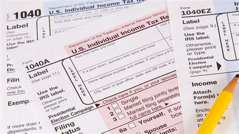 difference  tax forms