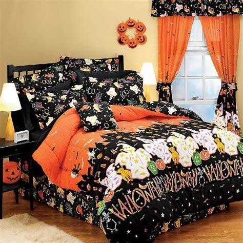 halloween haunted house full comforter set domestications