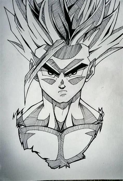 dragon ball  sketches  dragon ball  pencil drawings