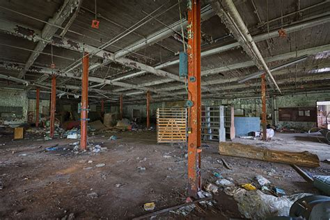 empty places  visit   chattanooga factory built